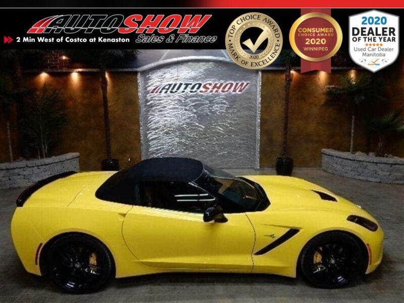 Image 1 Coche Americano usado Chevrolet Corvette 2016