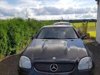 Mercedes SLK 200.Kompressor