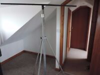 Disco Lighting T Bar stand, Heavy Duty.