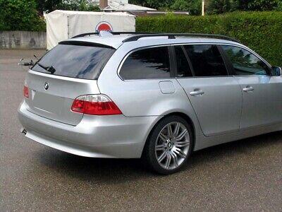 Heckdiffusor Diffusor Heckspoiler Duplex f/ür Sto/ßstange der M5 Optik BMW 5 E39
