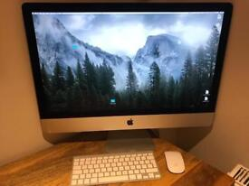 "Apple iMac 27"" 5k Retina display, i7 4Ghz, 16GB Ram, 1TB computer"
