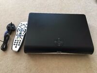Sky HD+ HD Plus Box with Remote Control 250GB Mint Condition