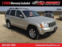2010 Jeep Grand Cherokee Laredo 2 YEAR WARRANTY INCLUDED!!