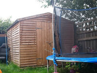 10 x 8 Foot Shed