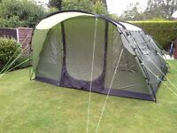 Halfords Urban Escape Atago 5 Man Tent - Perfect and Exceptionally Clean Condition