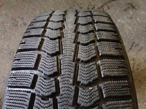 "2 WINTER 215 55 17 PIRELLI ICE CONTROL !!! 9/32"" !!!"