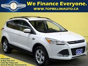 2014 Ford Escape SE with Navigation & Backup Camera, 105K