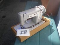 singer sewing machine... not fully working