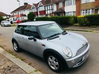MINI AUTOMATIC 2005 PETROL AUTOMATIC LOW MILAGE HPI CLEAR LONG MOT