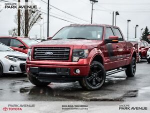 2014 Ford F-150 SUPERCREW+3.5L ECOBOOST+CUIR+TOIT