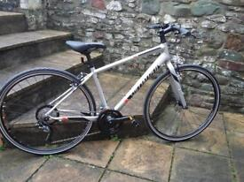 A specialized push bike for sale