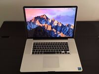 MacBook Pro 17-Inch For Sale