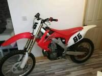 Crf 450 R 2012