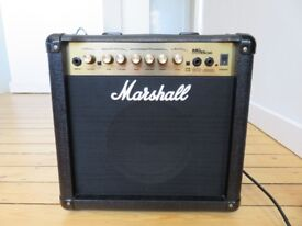 Marshall MG Series 15 CDR Amplifier and lead - Excellent Used Condition - Llantwit Major