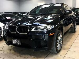 2013 BMW X6 M 5-PASS | ACTIVE-LED | NAV | CLEAN CARPROOF