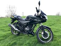 Stunning Black Honda CBF 125 CBF125 125cc. CBT Learner legal. Delivery available.