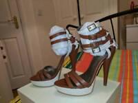 Carvela sandals size 3