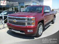2014 Chevrolet SILVERADO 1500 4WD CREW CAB HIGH COUNTRY