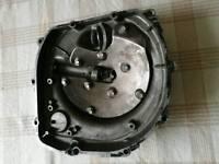Kawasaki zzr 600e clutch cover pan