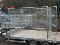 Dog pen dog run galvanised dog enclosure for dog kennel puppy run