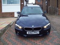 BMW 320D SE F.S.H F/LEATHER (63 PLATE)