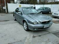 2003 Jaguar 2.1 x type manual immaculate condition full service history