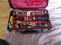 Excellent condition yamaha clarinet