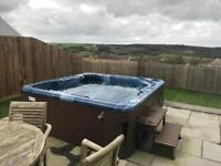 7 seater Hot tub