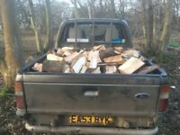 Season Hardwood dried logs