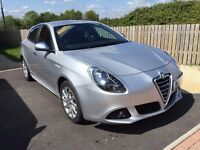 Rare and sought after Alfa Giulietta JtDM Veloce 2.0 TCT Auto! 26k FSH. 12 month MOT 2 year warranty