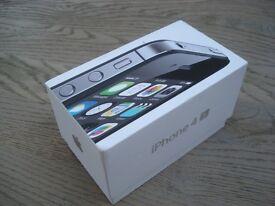 APPLE I PHONE 4S BRAND NEW