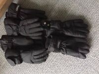 Mens and Womens heated gloves