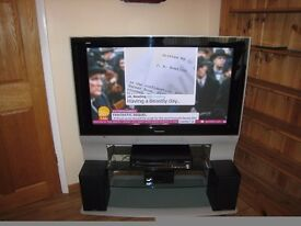 "Panasonic Viera TH-42PE30B 42"" plasma TV"