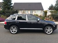 2006 Porsche cayanne 4.5 v8 automatic ,,, fullyloaded ,, £4500