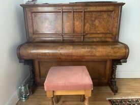 Piano - J C Mepham London & Sheerness