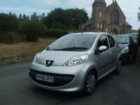 Peugeot 107 1.0 5door, Two Lady Owners, Only 45000Miles, Service History, Recent Service + Mot