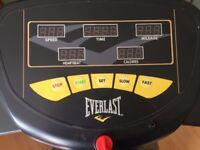 Everlast JX-269E Motorised Treadmill for sale.