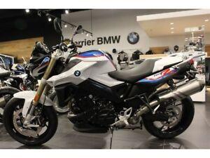 2017 BMW F800R