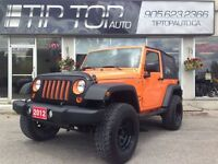 2012 Jeep Wrangler Sport ** Oversized Tires, Lifted, Manual **