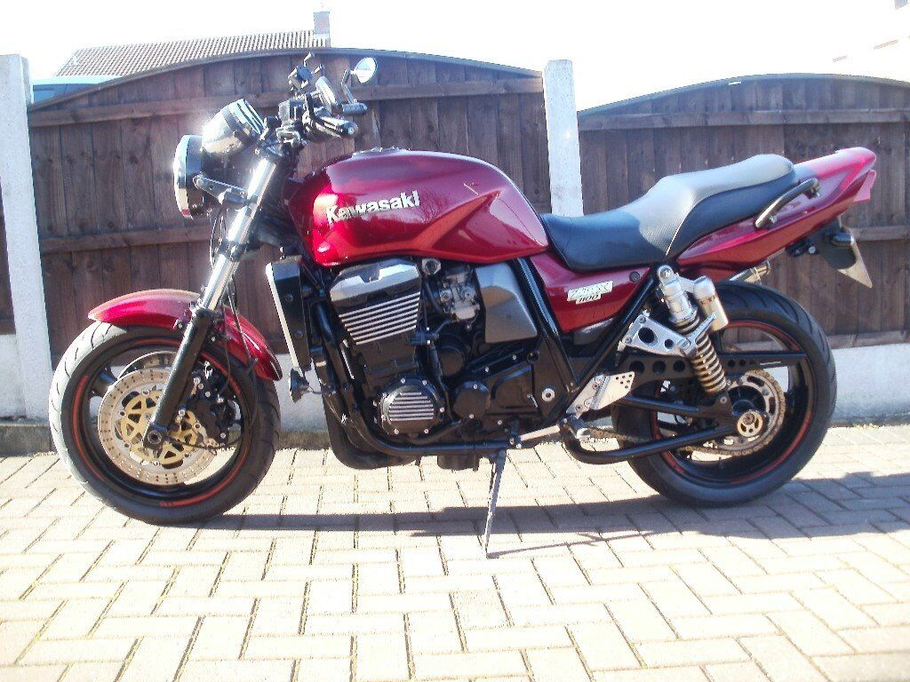 kawasaki zrx 1100 may swap px in bulwell. Black Bedroom Furniture Sets. Home Design Ideas