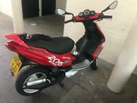 MOPED 50cc, Motorcycle 50cc , Peugeot speedfight2 ( not piaggio, honda, yamaha, kymco)