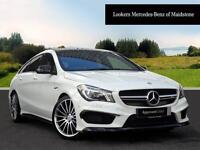 Mercedes-Benz CLA CLA45 AMG 4MATIC 2015-09-09