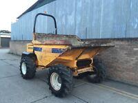 2003 Barford sx7000 dumper, straight tip, low hours turno diesel