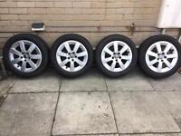 Vw polo alloy wheels and tyres