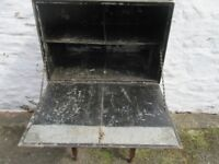 Industrial / Vintage Food Storage Cabinet