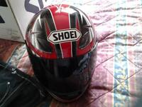 Shoei xr1000 helmet