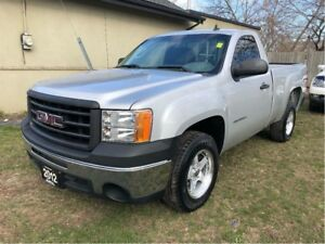 2012 GMC Sierra 1500 Work Truck Regular Cab