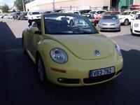 2010 Volkswagen New Beetle Convertible Comfortline