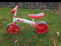 Velo Balance bike.