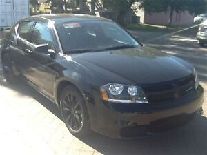 2013 Dodge Avenger SXT | Custom Rims | Very Low K